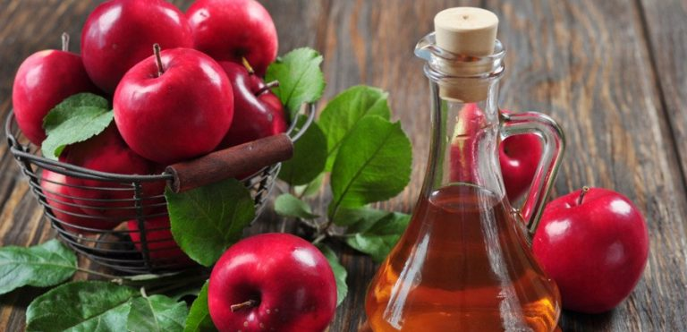 How Apple Cider Vinegar Can Help Treat Your Eczema